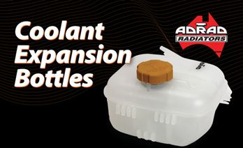 New Product Range Now Available – Coolant Expansion Bottles